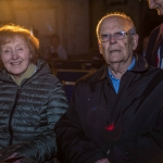 Pictured at the Limerick Civic Trust Autumn Lecture with Stephen Green at St Mary's Cathedral were Anna and Cian O'Carroll, North Circular Road. Picture: Cian Reinhardt/ilovelimerick