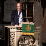 Roger Madelin pictured at the Autumn Lecture Series with Limerick Civic Trust. Picture: Cian Reinhardt/ilovelimerick