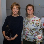 Pictured at the Limerick Civic Trust Ladies Lunch wereJennifer Keron, Physiotherapist, and Margaret Jackson, Lisnagray. Picture: Cian Reinhardt/ilovelimerick