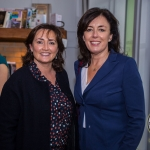 Pictured at the Limerick Civic Trust Ladies Lunch were Dorothy Maher, M2Office and Kate Fleming, Fleming Medical. Picture: Cian Reinhardt/ilovelimerick