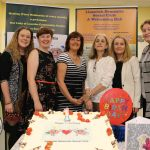 Pictured at the one year anniversary of Limerick Dementia Social club at Our Lady of Lourdes Community Centre is the Club's Committee members, Teresa Tuohy, Isabel Barriscale, Breda Collins, Mags O'Sullivan, Dympna Tuohy, Catherine Coles, Vicki Reale on Wednesday, November 7. Picture: Kate Devaney.