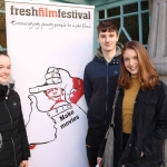 Pictured at the Limerick Heats in the Belltable Arts Centre for Fresh Film Festival 2019. Pictures: Conor Owens/ilovelimerick.