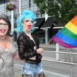 Limerick Pride 2018 press launch at the George Hotel. Picture: Zoe Conway/ilovelimerick 2018. All Rights Reserved.