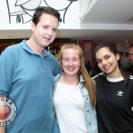 Pictured at the Limerick Pride 2018 press launch at the George Hotel were Collin McInerney, Liz Carmody and Abby Butler. Picture: Zoe Conway/ilovelimerick.