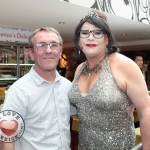 Pictured at the Limerick Pride 2018 press launch at the George Hotel were Noel Devereux and Elsie Cox. Picture: Zoe Conway/ilovelimerick.