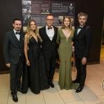 Cian Reinhardt, Aisling O'Connor, Richard Lynch, Holly Kenny and Hugo Dahn, ilovelimerick.