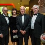 ohn and Anne Garrett, Colm O'Shea, Harry Harbison. Picture Cian Reinhardt/ilovelimerick