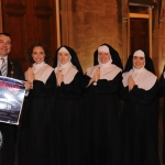 Launch of the Limerick Musical Society's new play 'Sister Act' at South's Pub in Limerick. Picture: Conor Owens/ilovelimerick.