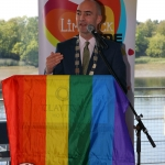 Pictured at the Limerick Pride 2019 Press Launch at the Clayton Hotel. Picture: Orla McLaughlin/ilovelimerick.