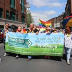 Limerick LGBT Pride Parade 2019 and Pridefest Party at Hunt Museum. Pictures: Orla McLaughlin 2019. All Rights Reserved.