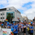Limerick LGBT Pride Parade & Pridefest 2018. Picture: Zoe Conway/ilovelimerick.com 2018. All Rights Reserved.