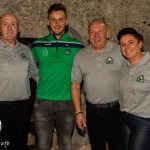 L to R Ger Meehan, Tom Morrissey, Christy Keyes, Niamh Doyle