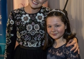 Pictured at Lola's Ball at the Greenhills Hotel in aid of ACT for Meningitis were Sinead Kennedy, RTE and Holly Nagle, Lola's Ball. Picture: Cian Reinhardt/ilovelimerick