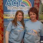 Ann Marie Flanagan and Dawn McGoldrick, Fundraiser for Act for Meningitis.
