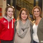 Zoe O'Donovan, Layla O'Donovan and Vanessa O'Brien.