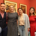 LSAD Unwrap Festival Exhibition & Fashion Film - Limerick City Gallery Art May 17 2018. Picture: Ciara Maria Hayes/ilovelimerick 2018. All Rights Reserved.