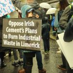 Pictured at the March for Our Lives protest organised by Limerick Against Pollution on Saturday, October 5, 2019. Anthony Sheehan/ilovelimerick