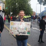 Pictured at the March for Our Lives protest organised by Limerick Against Pollution on Saturday, October 5, 2019. Picture: Bruna Vaz Mattos .