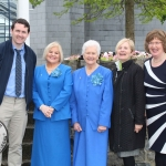 Voices of Limerick Mayoral Reception May 2018. Picture: Zoe Conway/ilovelimerick 2018. All Rights Reserved.