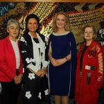 Pictured at the launch of the MidWest Empowerment and Equality Conference 2019 which is taking place at the University Concert Hall on Wednesday May 1st are Sr Helen Culhane, founder of Children's Grief Centre, style queen Celia Holman Lee, Dr Mary Ryan, Consultant Endocrinologist in Bon Secours Hospital, and Anne Cronin, Head of NOVAS Homeless Services. The conference will address social issues affecting both men and women. For tickets and info visit www.UCH.ie Picture: Conor Owens/ilovelimerick.