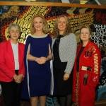 Pictured at the launch of the MidWest Empowerment and Equality Conference 2019 which is taking place at the University Concert Hall on Wednesday May 1st are Sr Helen Culhane, founder of Children's Grief Centre, Dr Mary Ryan, Consultant Endocrinologist in Bon Secours Hospital, nutritional therapist Olivia Beck and Anne Cronin, Head of NOVAS Homeless Services. The conference will address social issues affecting both men and women. For tickets and info visit www.UCH.ie Picture: Conor Owens/ilovelimerick.