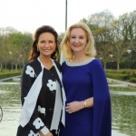 Pictured at the launch of the MidWest Empowerment and Equality Conference 2019 which is taking place at the University Concert Hall on Wednesday May 1st are style queen Celia Holman Lee and Dr Mary Ryan, Consultant Endocrinologist in Bon Secours Hospital. The conference will address social issues affecting both men and women. For tickets and info visit www.UCH.ie Picture: Conor Owens/ilovelimerick.