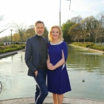 Pictured at the launch of the MidWest Empowerment and Equality Conference 2019 which is taking place at the University Concert Hall on Wednesday May 1st are Richard Lynch, founder of ilovelimerick.com, and Dr Mary Ryan, Consultant Endocrinologist in Bon Secours Hospital. The conference will address social issues affecting both men and women. For tickets and info visit www.UCH.ie Picture: Conor Owens/ilovelimerick.