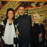 Pictured at the launch of the MidWest Empowerment and Equality Conference 2019 which is taking place at the University Concert Hall on Wednesday May 1st are style queen Celia Holman Lee, Richard Lynch, founder of ilovelimerick.com, and fitness expert Leane Moore. The conference will address social issues affecting both men and women. For tickets and info visit www.UCH.ie. Picture: Conor Owens/ilovelimerick.