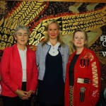 Pictured at the launch of the MidWest Empowerment and Equality Conference 2019 which is taking place at the University Concert Hall on Wednesday May 1st are Sr Helen Culhane, founder of Children's Grief Centre, Dr Deirdre Fanning, Consultant Urologist in Bon Secours Hospital and Anne Cronin, Head of NOVAS Homeless Services. The conference will address social issues affecting both men and women. For tickets and info visit www.UCH.ie. Picture: Conor Owens/ilovelimerick.