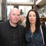 Mike and Yvonne Moriarty from Athlacca at the Midwest Empowerment and Equality Conference 2019 in University Concert Hall, Limerick on May 1st. Picture: Zoe Conway
