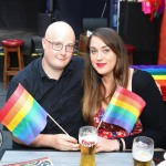 Pictured at Cobblestone Joes on Little Ellen St for the 2019 Mr and Ms Gay Limerick competition. Picture: Conor Owens/ilovelimerick.