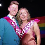Pictured at Cobblestone Joes on Little Ellen St for the 2019 Mr and Ms Gay Limerick competition are Mr Gay Limerick winner Lorcan McAuliffe, Athea and Ms Gay Limerick winner Amanda Boland, Janesboro. Picture: Conor Owens/ilovelimerick.