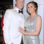 17/2/2018  Attending the Munster Heart Foundation Ball at the Strand Hotel were Tom and Rachel Kiernan, Ballyclough. Pic: Gareth Williams / Press 22