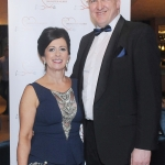 17/2/2018  Attending the Munster Heart Foundation Ball at the Strand Hotel were Lisa Tracey, Organiser, Munster Heart Foundation Ball and Ollie Mullooly. Pic: Gareth Williams / Press 22