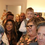Namaste, Limerick's newest high-end skin clinic, and urban day spa on O'Callaghan Strand, held it's official opening and style quen Celia Holman Lee cut the ribbon. Picture; Richard Lynch/ilovelimerick.