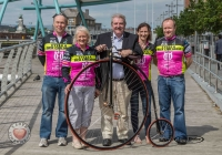 Launch of National Bike Week 2015 by Billy Butler-5
