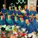 Limerick Latvian dance group Nemiers celebrated their 10th anniversary at the Millennium Centre in Caherconlish on Sunday, October 27, 2019. Picture: Richard Lynch/ilovelimerick.