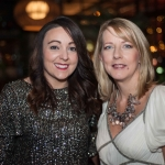 Pictured at the Network Ireland Limerick Christmas at House Limerick - Rachel Walsh (Discover Digital Ireland) and Edwina Gore (Gore Communications). Picture: Álex Ricöller / ilovelimerick