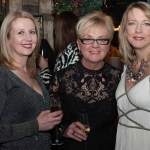 Pictured at the Network Ireland Limerick Christmas at House Limerick - Orla Ryan (Ballons by Orla), Marian Dineen (Think Retail) and Edwina Gore (Gore Communications). Picture: Álex Ricöller / ilovelimerick