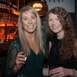 Pictured at the Network Ireland Limerick Christmas at House Limerick - Lisa Coughlan (Core Optimisation) and Catriona O'Donoghe (Get West/Escape Limerick). Picture: Álex Ricöller / ilovelimerick
