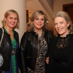 Pictured at the Novas International Women's Day Lunch at the Savoy Hotel are Olive Murphy, Patrickswell,Michelle Kenneally, Ballyclough and Noelle Cobbe, Crecora. Picture: Beth Pym/ilovelimerick