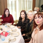 Pictured at the Sparkling Afternoon Tea in celebration of International Women's Day and in aid of Novas Ireland. Picture: Orla McLaughlin/ilovelimerick.