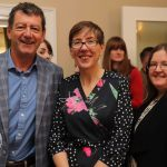 Pictured at the launch of Opera Workshop is Lorcan Murray, presenter of classic drive at Lyric FM, Shirley Keane, Opera director and presenter and Irina Dernoba, pianist of Opera workshop. Pictures: Kate Devaney/ilovelimerick