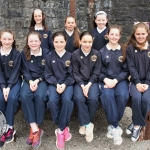 Students from Crecora National School at the Pay It Forward Kindness Flags Awards at King Johns Castle. Tuesday, May 15, 2018. Picture: Sophie Goodwin/ilovelimerick.