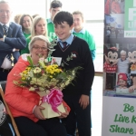 Pay It Forward Limerick awarded Kindness Flags to schools at King Johns Castle on May 15 2018. Picture: Zoe Conway for ilovelimerick.com 2018. All Rights Reserved.