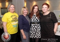 24/03/2015    Ita Treacy (DIL Newcastle West), Nora Conway (Manager Pieta House), Sandra Conway (Pieta House) and Noreen Galagher (Chairperson DIL Newcastle West). Picture: Oisin McHugh      www.oisinmchughphoto.com