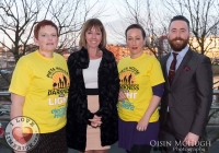 24/03/2015    Noreen Galagher (Chairperson DIL Newcastle West), Joan Freeman(Pieta House Founder), Fiona Hayes (Chairperson DIL Killmallock) and Tony Sheridan (Chairperson DIL Limerick City). Picture: Oisin McHugh      www.oisinmchughphoto.com