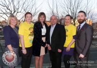 24/03/2015    Nora Conway (Manager Pieta House), Noreen Galagher (Chairperson DIL Newcastle West), Joan Freeman(Pieta House Founder), Kevin Ryan (Electric Ireland),  Fiona Hayes (Chairperson DIL Killmallock) and Tony Sheridan (Chairperson DIL Limerick City). Picture: Oisin McHugh      www.oisinmchughphoto.com