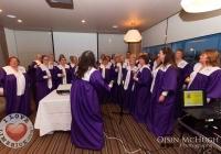 24/03/2015    Unity Gospel Choir. Picture: Oisin McHugh      www.oisinmchughphoto.com