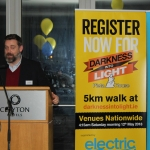 Pieta House Darkness into Light 2018 launch at Clayton Hotel Limerick. Picture: Ciara Maria Hayes/ilovelimerick 2018. All Rights Reserved.